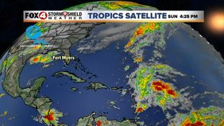 New tropical development expected in Atlantic
