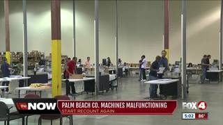 Voting machines working again in PB County