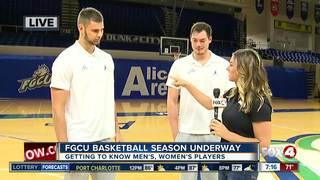 FGCU basketball season underway