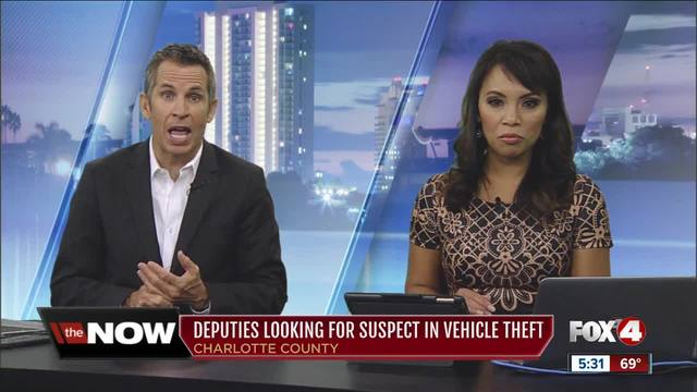 Accomplice sought to teen arrested for car theft
