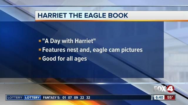 SWFL Eagle Harriet gets her own book