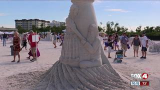 32nd annual American Sand-sculpting Championship