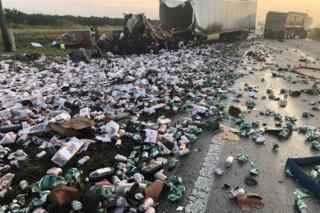 Fatal crash causes Bermont Road closure